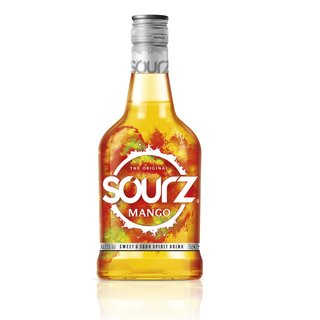 Sourz Mangolikör 15% vol. 0,7l