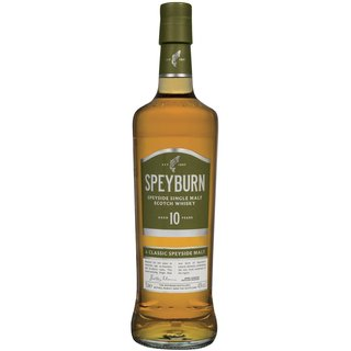 Speyburn 10 Jahre Single Malt Whisky 40% vol. 0,7l
