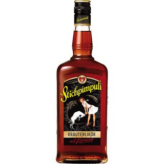 Stichpimpuli bockforcelorum Speziallikör 35% vol. 0,7l