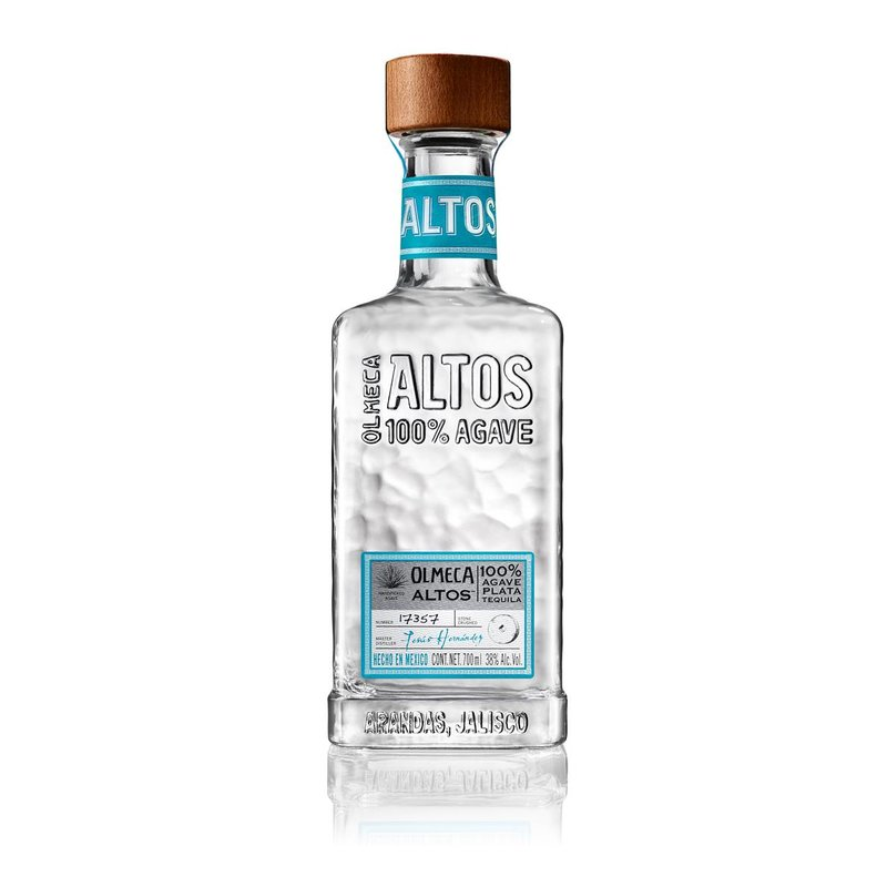 Olmeca Altos Plata Tequila 38% vol. 0,7l
