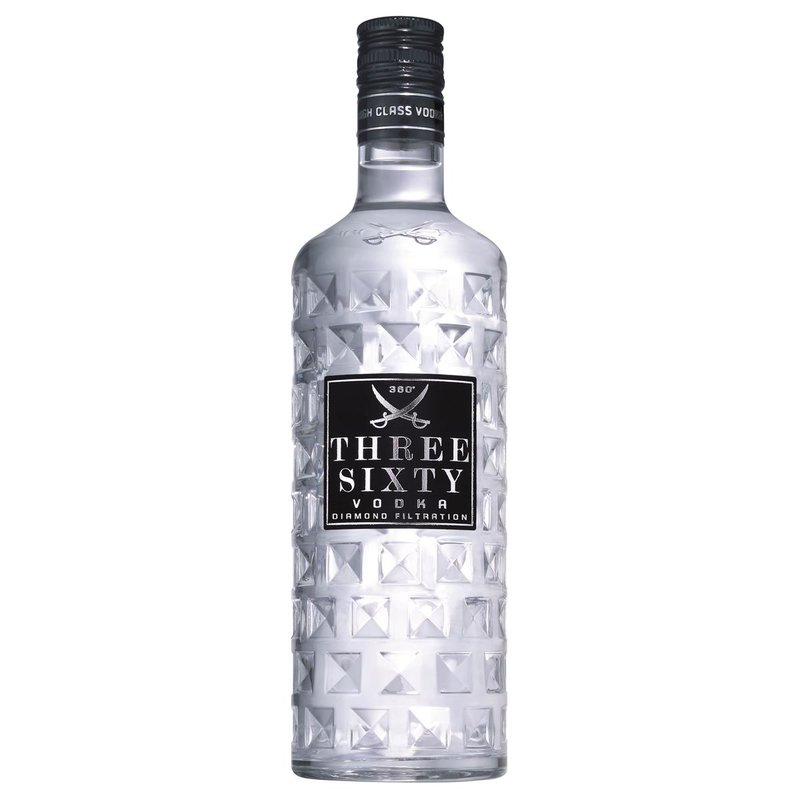 Three Sixty Vodka 37,5% vol.