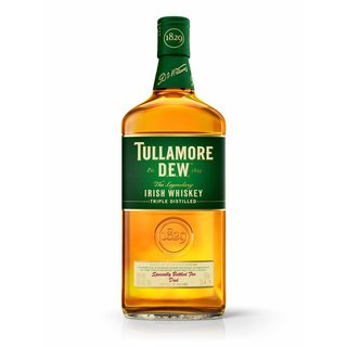Tullamore Dew Irish Blended Whiskey 40% vol.