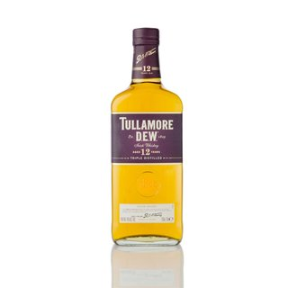 Tullamore Dew 12 Jahre Irish Blended Whiskey 40% vol. 0,7l