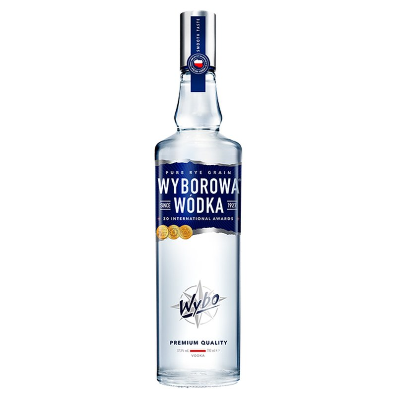 Wyborowa Vodka 37,5% vol. 0,7 l