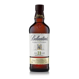 Ballantines 21 Jahre Blended Whisky 40% vol. 0,7l