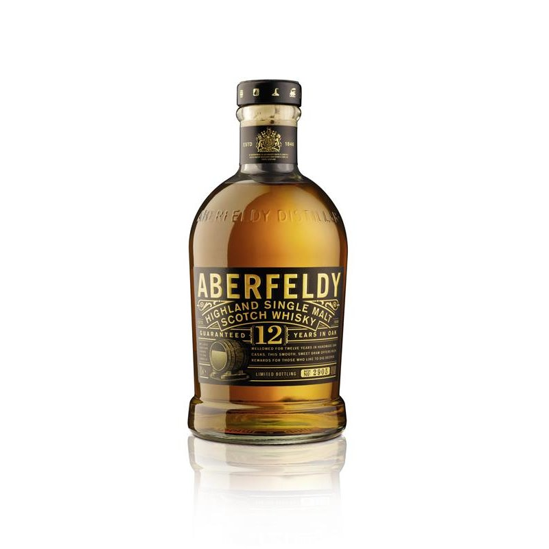 Aberfeldy 12 Jahre Highland Single Malt Whisky 40% vol. 0,7 l