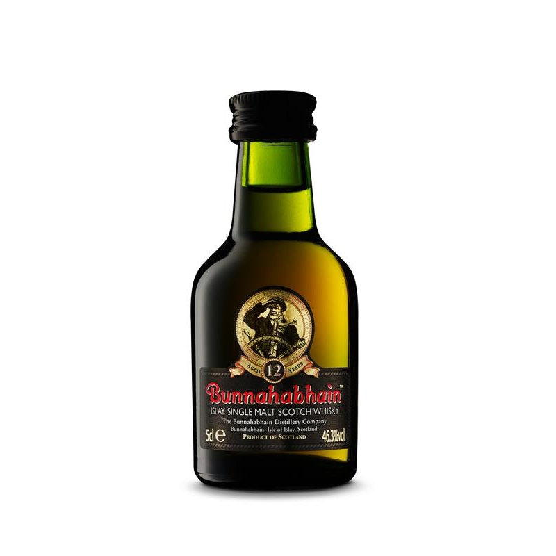 Bunnahabhain 12 Jahre Islay Single Malt Whisky 12 x 5 cl 46,3% vol. 0,6 l