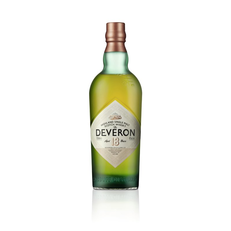 The Deveron 18 Jahre Speyside Single Malt Whisky 40% vol. 0,7 l