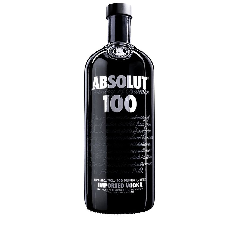 Absolut 100 Vodka 50% vol.