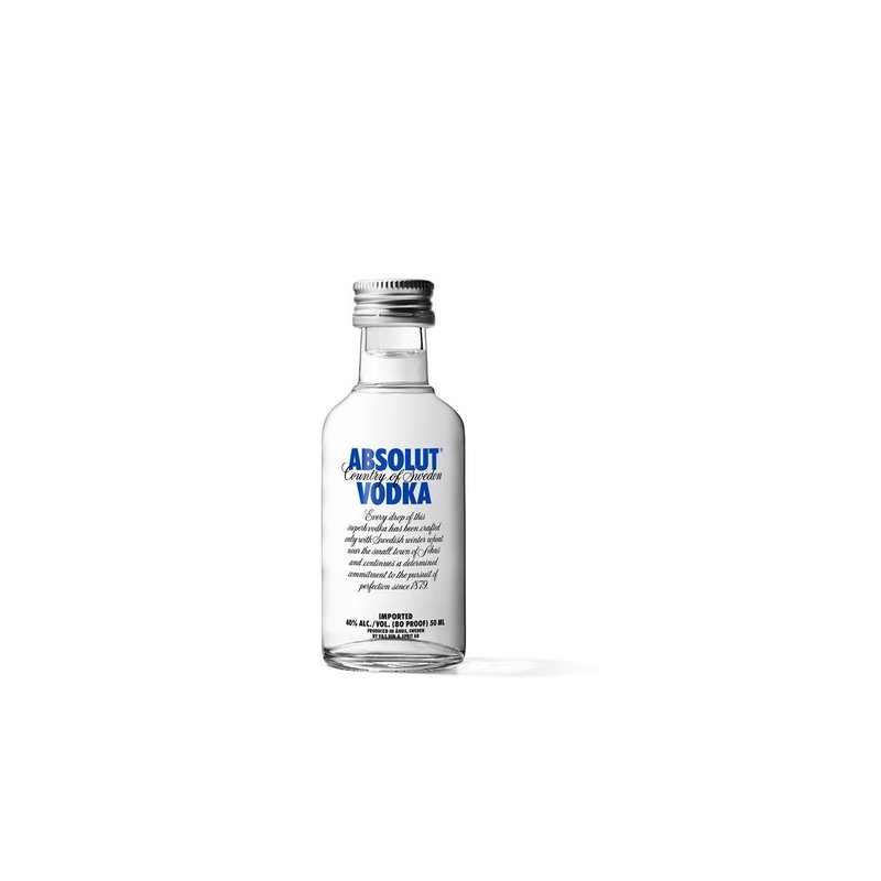 Absolut Vodka Miniaturen 12 x 5 cl 40% vol. 0,6l