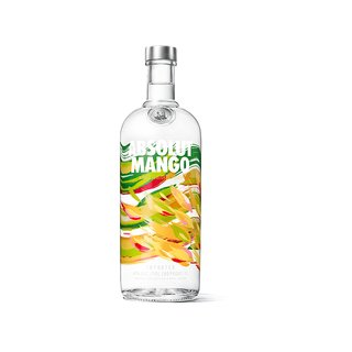 Absolut Mango Vodka mit Mango 40% vol. 1l
