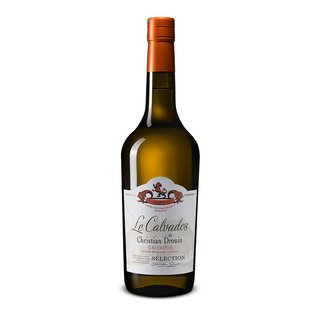Christian Drouin Select AOC Calvados Pays dAuge 40% vol....