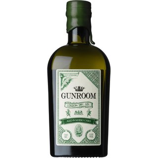 Gunroom London Dry Gin 43% vol. 0,5l