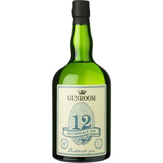 Gunroom 12 Botanicals London Dry Gin 40% vol. 0,7l