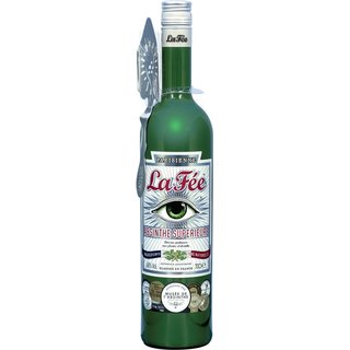 La Fee Parisienne mit Löffel Absinth 68% vol. 0,7l