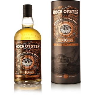 Rock Oyster 18 Jahre Island Blended Malt Whisky 46,8%...