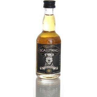 Scallywag Speyside Blended Malt Whisky 12 x 5 cl...