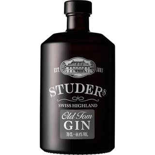 Studer Old Tom Swiss Gin 44,4% vol. 0,7l