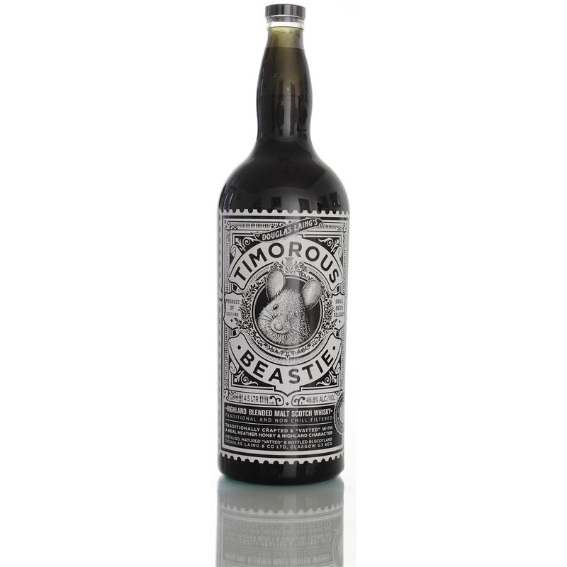 Timorous Beastie Highland Blended Malt 46,8% vol. 4,5l