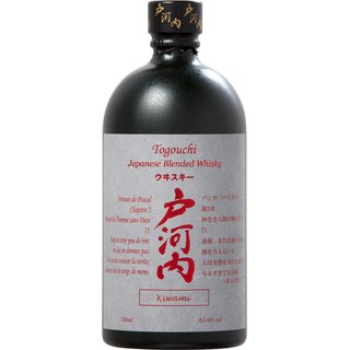 Togouchi Kiwami Japanese Blended Whisky 40% vol. 0,7l