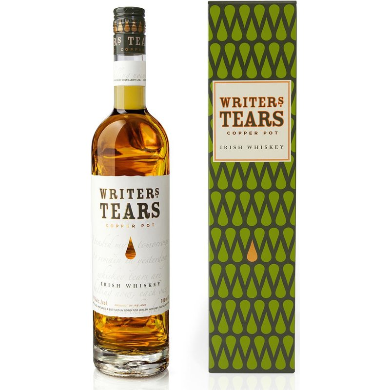 Writers Tears Copper Pot Irish Whiskey 40% vol. 0,7l