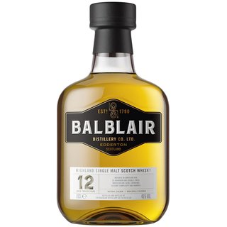 Balblair 12 Jahre Highland Single Malt Scotch Whisky 46%...