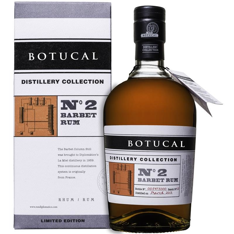 Botucal Distillery Collection No.2 Rum 47% vol. 0,7l