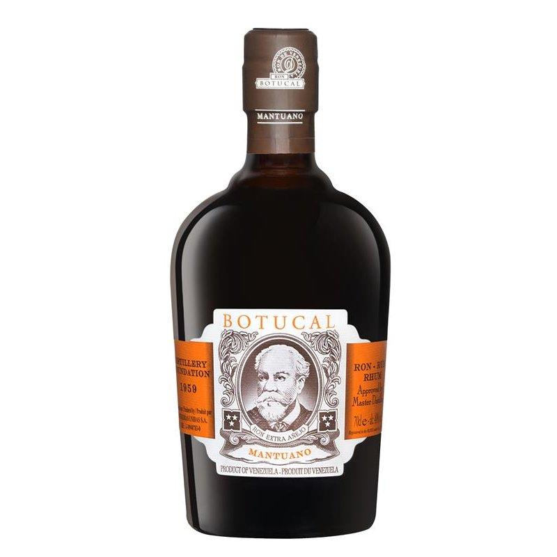 Botucal Mantuano Rum 40% vol. 0,7l