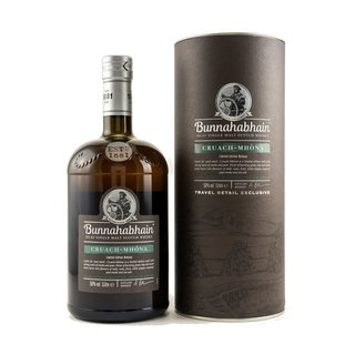 Bunnahabhain Cruach Mhòna Islay Single Malt Whisky 50%...