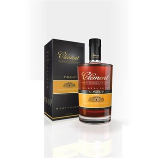 Clement Rhum VSOP Rum aus Martinique 40% vol. 0,7l