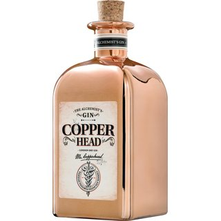 Copperhead The Alchimists Gin 40% vol. 0,5l