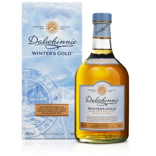 Dalwhinnie Winters Gold Highland Single Malt Whisky 43%...