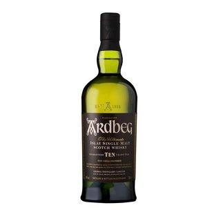 Ardbeg 10 Jahre Islay Single Malt Whisky 46% vol. 0,7l