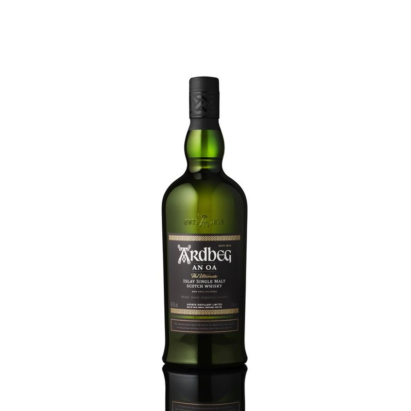 Ardbeg An Oa Islay Single Malt Whisky 46,6 % vol. 0,7 l
