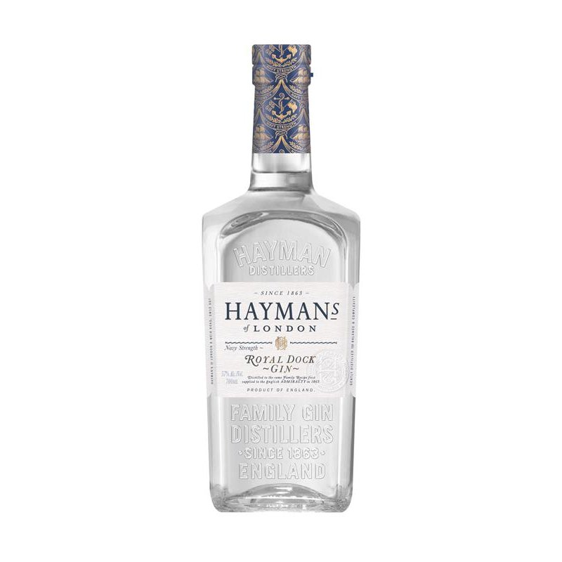 Haymans Royal Dock Navy Strength Gin 57% vol. 0,7l