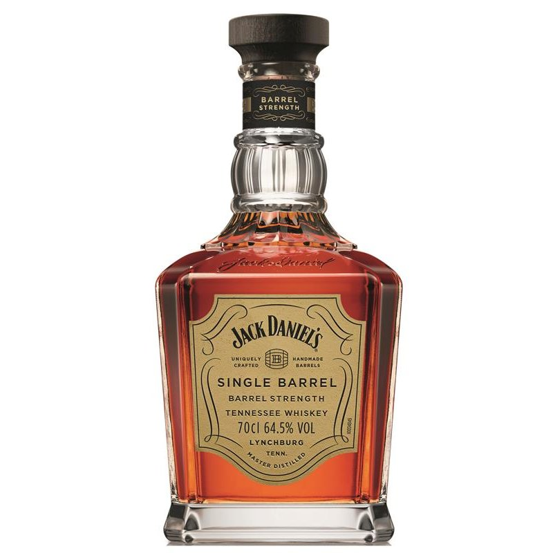 Jack Daniels Single Barrel BS Barrel Strength 64,5% vol. 0,7l
