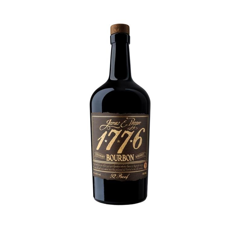 James E. Pepper 1776 Bourbon Whiskey 46% vol. 0,7l