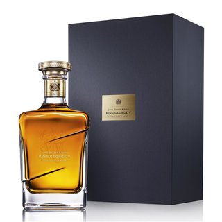 Johnnie Walker Blue Label King George V Premium Blend 43%...