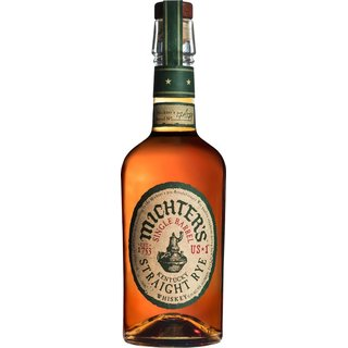 Michters Rye Whiskey US*1 Single Barrel 42,5% vol. 0,7l