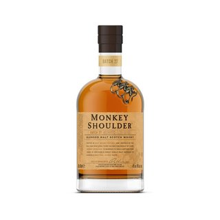 Monkey Shoulder Blended Malt Whisky 40% vol. 0,7l