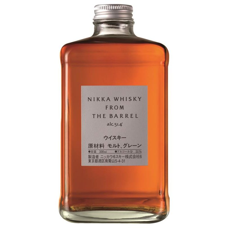 Nikka From the Barrel Whisky aus Japan 51,4% vol. 0,5l