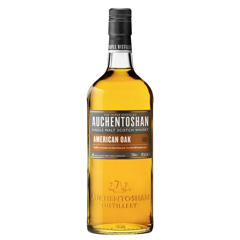 Auchentoshan American Oak Lowland Single Malt Whisky 40% vol. 0,7 l