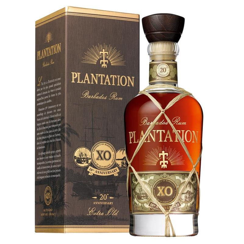 Plantation Barbados Extra Old 20th Anniversary Rum 40% vol. 0,7l