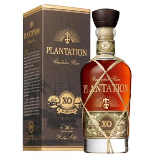 Plantation Barbados Extra Old 20th Anniversary Rum 40%...