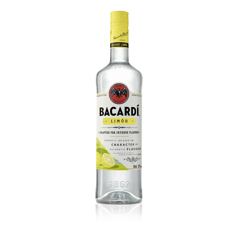 Bacardi Limon Lime flavoured 32% vol.
