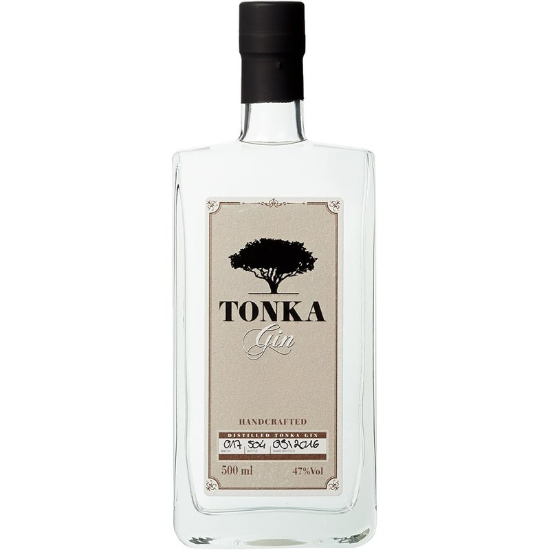 Tonka Handcrafted Gin 47% vol. 0,5 l