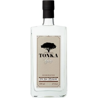 Tonka Handcrafted Gin 47% vol. 0,5l