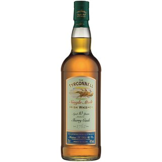 Tyrconnell 10 Jahre Sherry Cask Finish Irish Whiskey 46%...