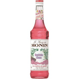 Monin Bubble Gum Sirup 0,7l