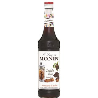 Monin Cookie Schoko Sirup 0,7l